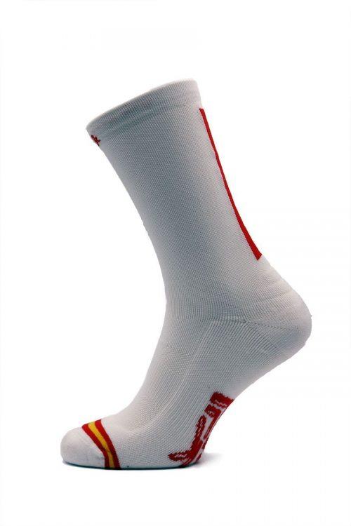 Flag Spain White
