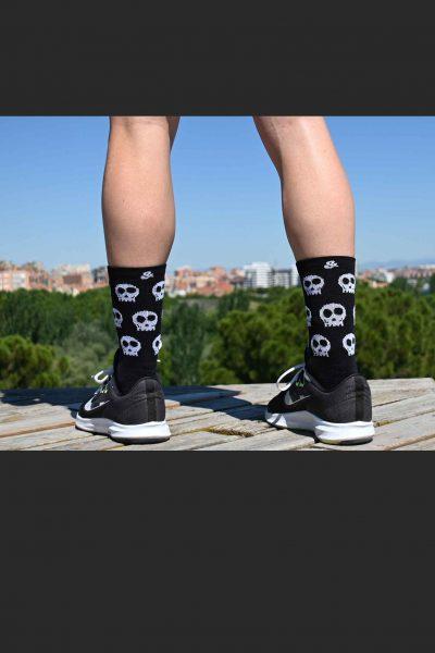 Calcetines Running Sock&Roll skulls