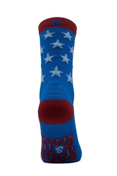 Calcetines Running Sock&Roll STARS BLUE